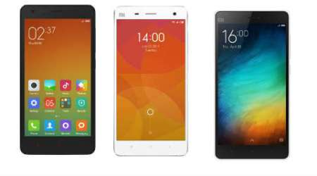 Get discounts on Xiaomi Mi 4, Redmi 2 on Flipkart today