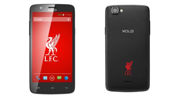 Xolo, Xolo One, Xolo One Liverpool, Liverpool FC, Xolo One specs, Xolo One price, smartphones, technology news