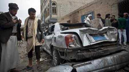 45 dead, 286 injured in Saudi-led airstrikes on Yemen police headquarters