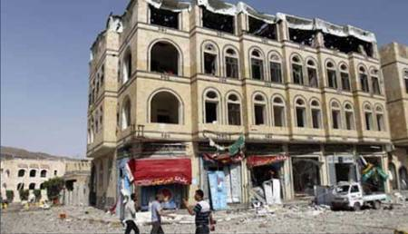 Saudi-led coalition using cluster bombs in Yemen: HRW