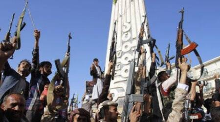Yemen Shiite rebels take neighbourhood in Aden, occupy palace