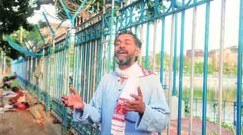 Came across an audio involving sacked Delhi Minister: Yogendra Yadav