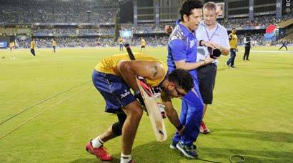 MI vs DD, DD vs MI, Mumbai Indians, Delhi Daredevils, Yuvraj Singh, Sachin Tendulkar, Indian Premier League Photos, IPL 2015, IPL Photos, Rohit Sharma, Rohit Sharma fiancee, Rohit Sharma fiancee photos, cricket photos