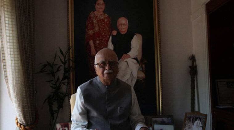 LK Advani, Advani emergency, LK Advani emergency, advani modi, advani interview, indian express, LK Advani BJP, Indira Gandhi, Emergency anniversary, india news