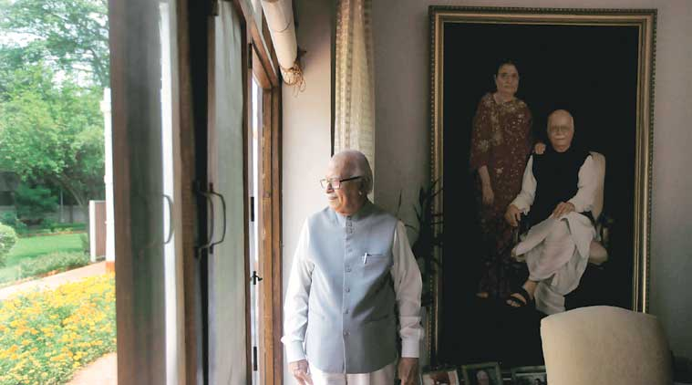 L K Advani, emergency,  imposition of Emergency,  indira gandhi emergency, india emergency imposition,  Emergency anniversary,  advani Emergency fight, Emergency imposition, L K Advani interview, interview Advani, india news