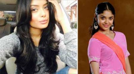 'Harry Potter's Padma Patil aka Afshan Azads' pics a hit on Twitter