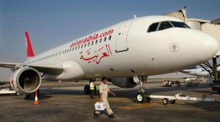 Air arabia to introduce 8 extra flights between sharjah goa the indian express - Air arabia sharjah office ...
