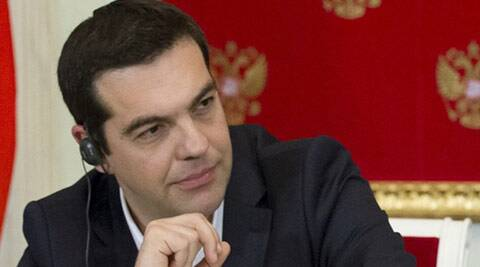 Former Greek PM Alexis Tsipras's Syriza party leads in opinion poll