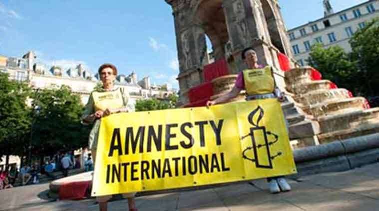 Amnesty International (AI) vice-president Pratap Poudel, general secretary Dik Prasad Ghimire and treasurer Prabin Agrawal along with three central committee members have resigned.