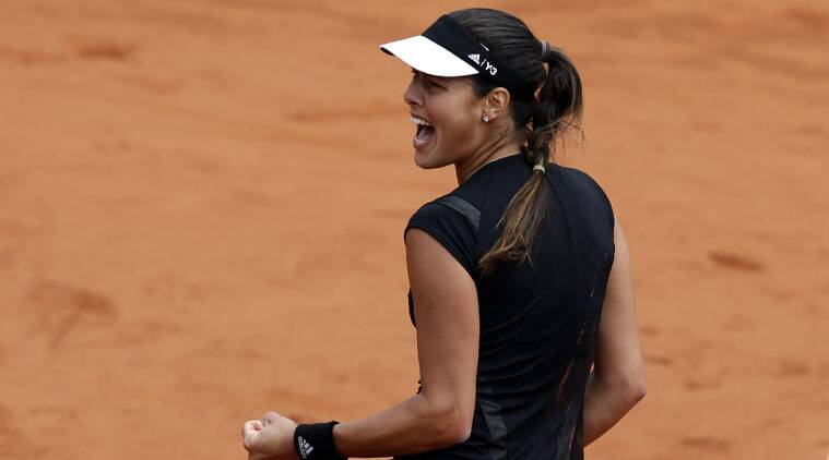 Ana Ivanovic Lucie Safarova, Lucie Safarova Ana Ivanovic Ana Ivanovic French Open, French Open, Tennis News, Tennis