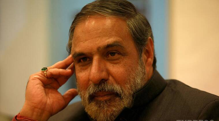 """Congress deputy leader Anand Sharma alleged that the attitude of """"those who used to talk big about corruption has changed after coming to power'."""