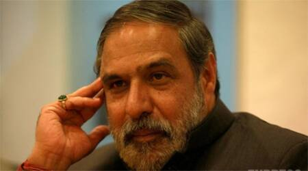 Congress leader Anand Sharma alleges a minister called RS 'Agusta House'
