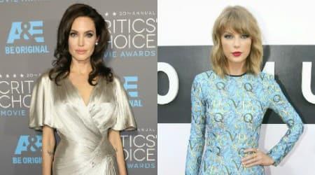 Taylor Swift admires actress AngelinaJolie