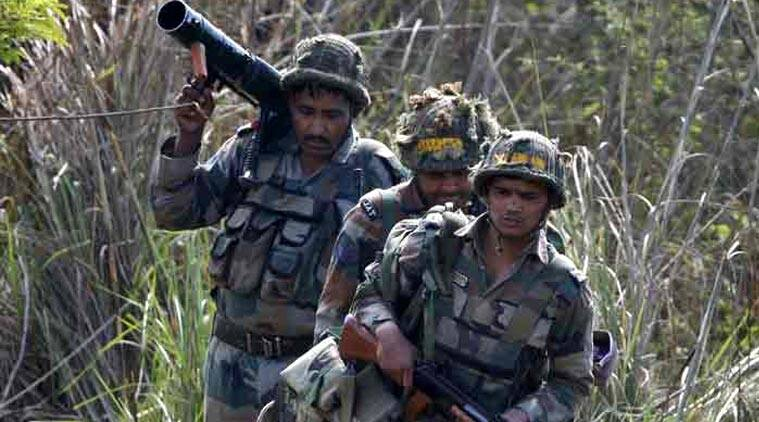 Lanjote killings, army myanmar militants strike, army attacks myanmar militants, manipur ambush, indian army,  Punch Lanjote killings, Lanjote massacre, pakistan massacre Lanjote,  Myanmar Naga militant camps, army operation against militants, army myanmar operation, myanmar militants attack, Indira Gandhi, pakistan, LoC firing, Pakistani army, Narendra Modi, Hindus massacre, indian express explained, ie explained