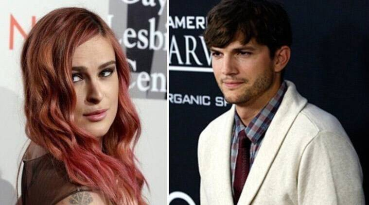 Ashton Kutcher, Rumer Willis, Demi Moore, Bruce Willis, Actor Ashton Kutcher, Ashton Kutcher Rumer Willis, Ashton Kutcher Movies, Ashton kutcher Children, Remi Moore Daughter, Ashton Kutcher Jobs, Entertainment News