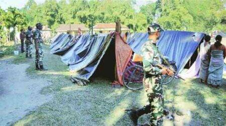Scribe fired upon by rebels in Assamdistrict
