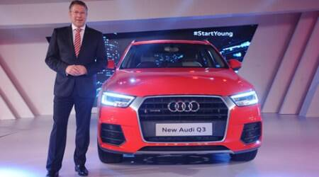 Audi Q3 2015 edition launched for Rs 28.99 lakh with minor changes