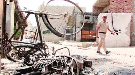Ballabhgarh Communal Violence: Muslims reject compensation of Rs 1 lakh per family as toolittle
