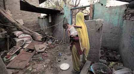 Ballabhgarh Communal Violence: Back home, Atali Muslims have no work, find no buyers for theirgoods