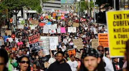 Baltimore riots report: Autopsy finds 'high-energy injury' in Freddie Gray'sdeath