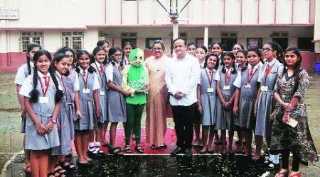 Bandra school wins Environment Dayaward