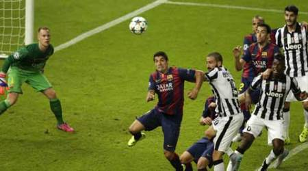 UEFA Champions League final: FC Barcelona complete treble with 3-1 win over Juventus