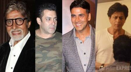 Big B, Salman among world's highest-paid celebs, SRK not on Forbes list