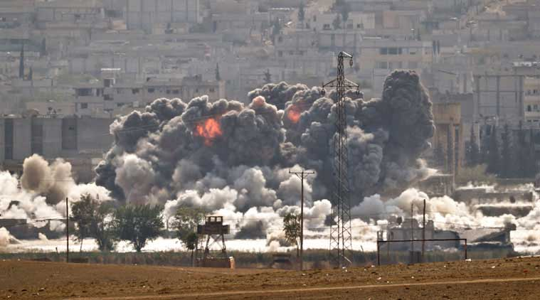 Al Qaeda, Al Qaeda leader, Al Qaeda leader airstrikes, Syria Al Qaeda, Pentagon, World news