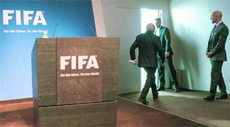 Liberia FA chairman Musa Bility to stand for FIFA presidency