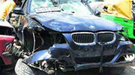 Bmw Hit And Run Case Ahmedabad Court Sentences Vismay