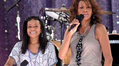Bobbi Kristina Brown, daughter of Whitney Houston, dies at 22: Celebs who died young