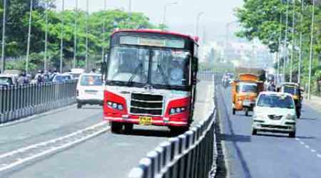 Bus Rapid Transit System, BRTS, Pune, PMC, PCMC, Pimpri-Chinchwad, Intelligent Traffic Management System, public transport, Pune news, maharashtra news, india news, nation news, news