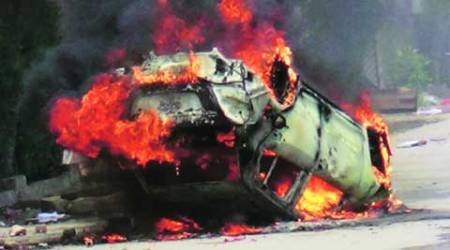 Gurgaon Rioting : Attempt to murder case against factoryworkers