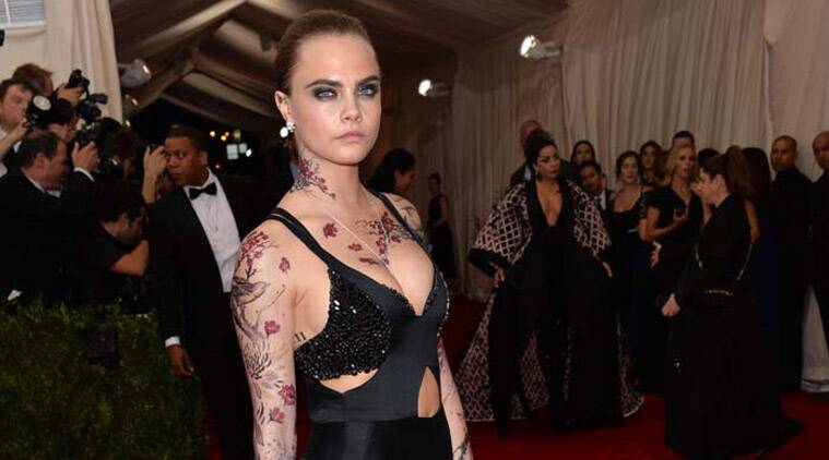 Cara Delevingne, Met Gala 2015, Cara Delevingne Met Gala 2015, Paper Towns, Cara Delevingne Photos, Cara Delevingne Model, Cara Delevingne Actress, Cara Delevingne Movies, Hollywood News, Entertainment news