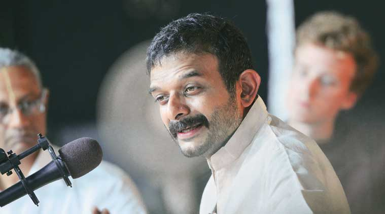 classical music, music, vocalists, Carnatic vocalist, TM Krishna, absence of TM Krishna, interview of TM Krishna, music season in chennai 2015,western classical music