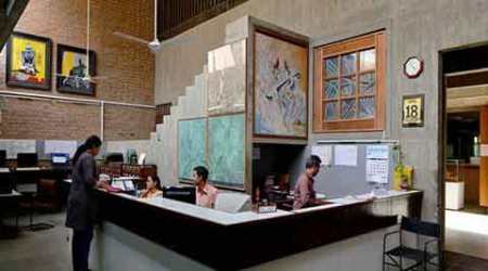 CEPT University, Indian architecture, CEPT Archives, Madhusudan Amilal Dhaky, Ahmedabad news
