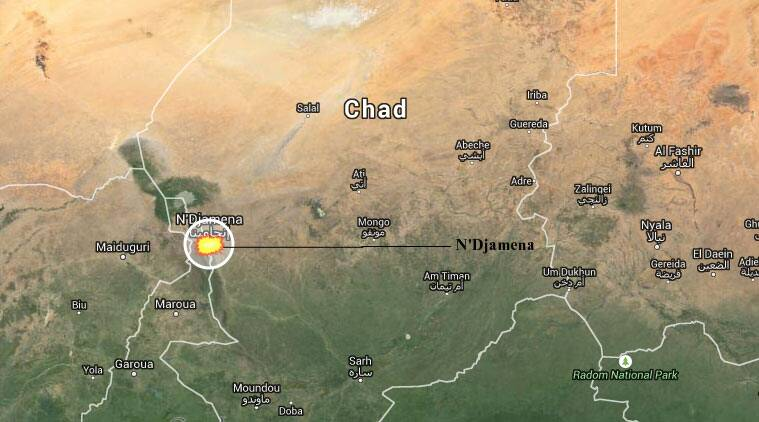 chad blasts, chad news, twin blasts in chad, africa news, latest news, #breaking news, breaking news, world news, bomb blast in chad, chad blasts