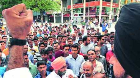 Chandigarh: Sector 17 shuts down for a day