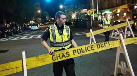 Suspect gunman in Charleston church shooting arrested who killed ninepeople