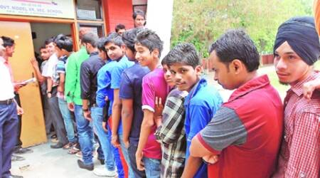 Chandigarh holds camp to finalise Class XI admission