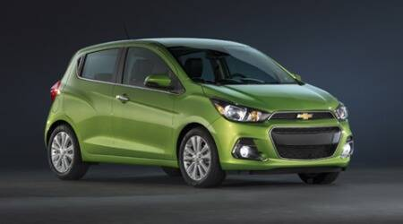 Chevrolet Beat, Chevrolet Beat India, Chevrolet Beat launch, 2015 New york Auto Show, Chevrolet India, 2016 Spark, 2016 Chevrolet Spark, Auto and travel latest