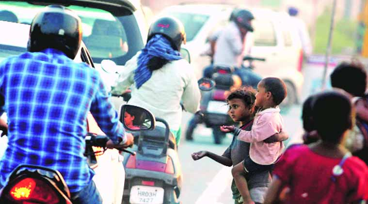 45 minors begging on Surat roads sent to juvenile home