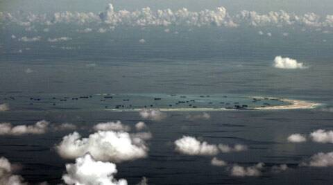 South China Sea, China, US surveillance, United States South China Sea, US South china sea, spratly islands, China spratly islands, Us aircraft, US warships