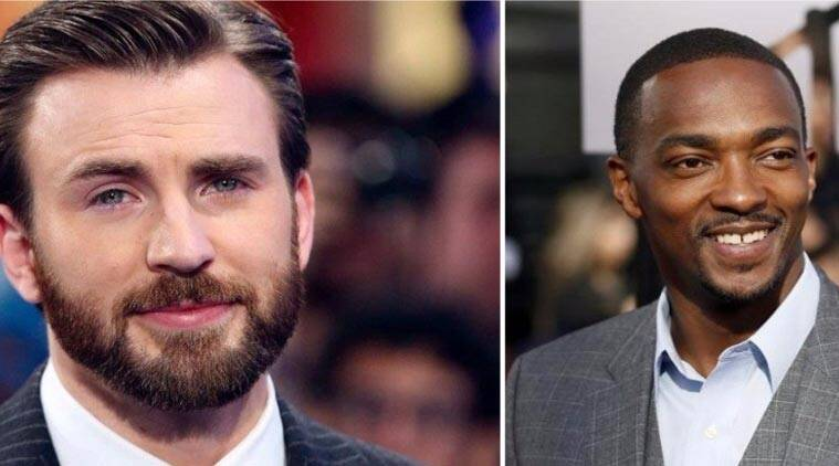 Chris Evans, Anthony Mackie, Chris Evans Captain America, Chris Evans Anthony Mackie, Chris Anthony The Hurt Locker, Chris Evans Movies, Actor Chris Evans, Entertainment News