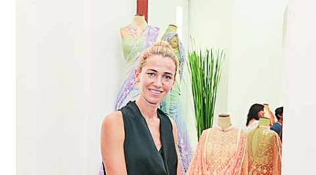 talk delhi talk, fashion, Christina Dean, Fashion designer, hong kong designer, Charity Redress, EcoChic Design Award, Lakme Fashion Week, IMG-Reliance, Paromita Banerjee, Hong Kong Fashion Week, Indian Express