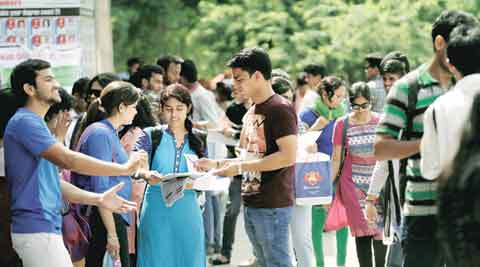 DU admission, DU admission 2015, Delhi University admission, educaiton Delhi news, india news, nation news, news