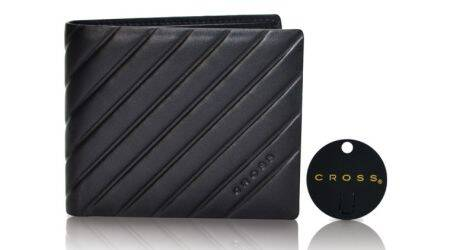Cross Grabado tech+ wallet, cross tech wallet, wallet with sensor, smart wallet, Cross Grabado tech+ wallet price, technology news
