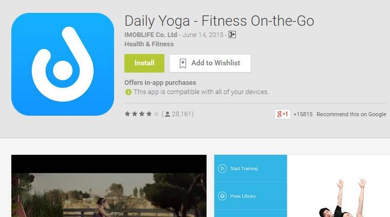 InternationalDayofYoga: 6 apps that will help you learn Yoga