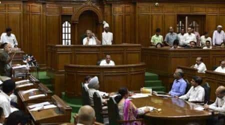 Delhi budget, Delhi budget session, Delhi vidhan sabha, New Delhi budget seesion, AAP govt budget, Delhi AAP budget, Delhi opposition, Delhi budget session opposition, Delhi news, NCR news, AAP news, india news, latest news