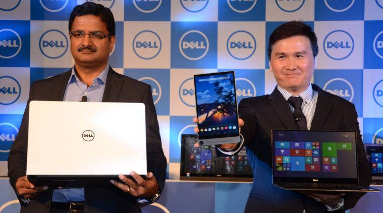 Dell, tablet computers, Dell XPS 13 launch, Venue 8 7000 tablet launch, technology news